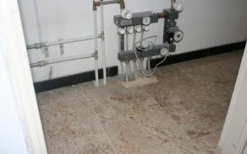 vloerverwarming dronten.nl - Vloerverwarming, Vloerverwarming na oplevering